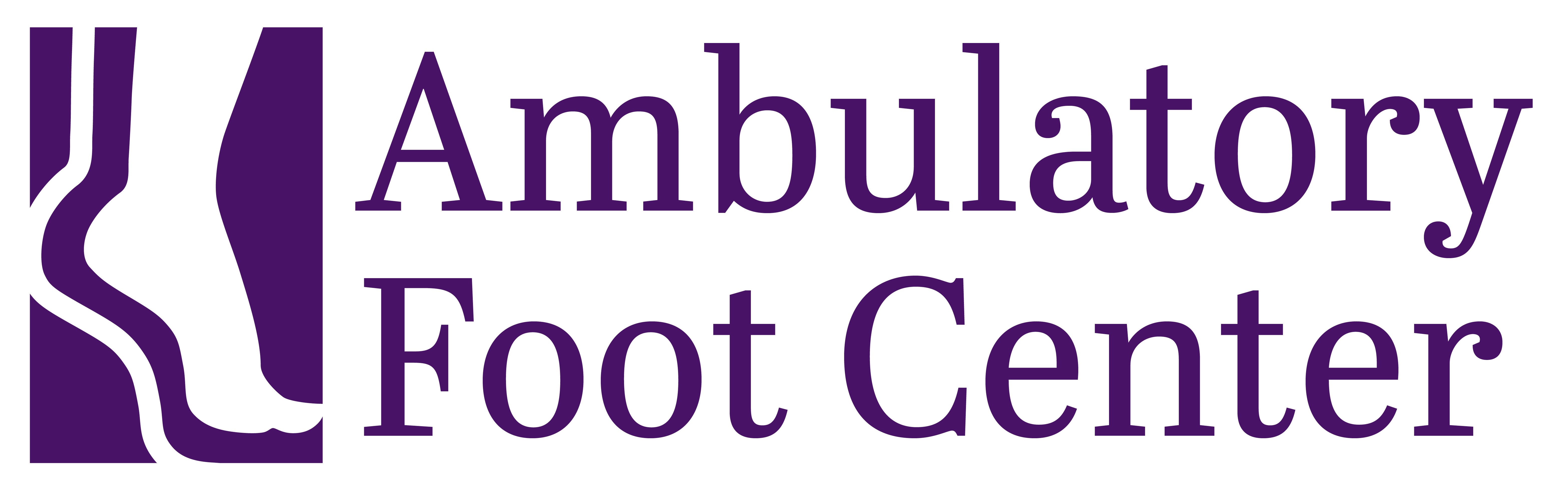 Ambulatory Foot Center Logo